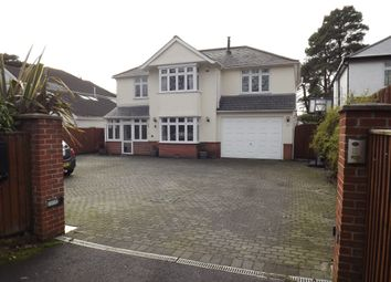 Thumbnail 6 bed detached house for sale in Hurn Road, Christchurch, Dorset