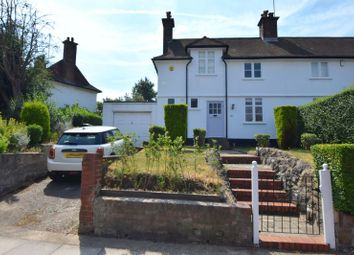 Thumbnail 2 bed cottage to rent in Willifield Way, Hampstead Garden Suburb