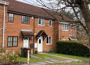 Thumbnail 2 bed terraced house for sale in Trewithy Court, Plymouth