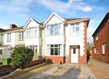 3 bed semi-detached house for sale in Woodville Road, Exeter, Devon EX2