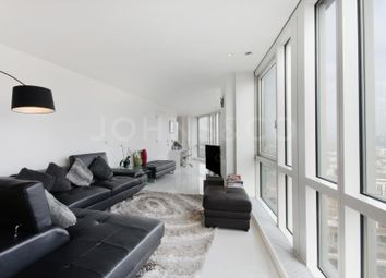 Thumbnail 1 bed flat to rent in Ontario Tower, London