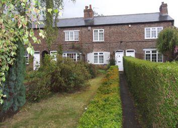 Thumbnail 1 bed cottage to rent in Main Street, Bishopthorpe, York.