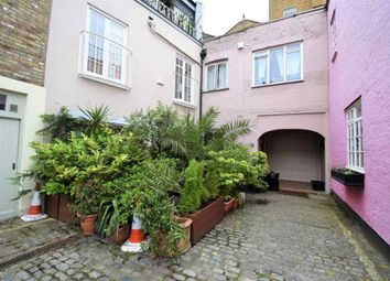 Thumbnail 3 bed terraced house to rent in Conduit Mews, London