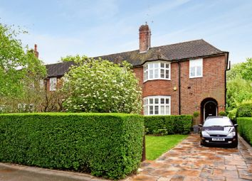 Thumbnail 5 bed semi-detached house to rent in Rotherwick Road, Hampstead Garden Suburb