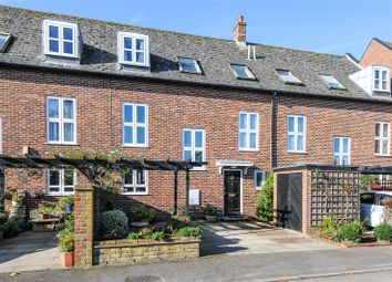 4 bed terraced house for sale in Jubilee Terrace, Chichester, West Sussex PO19