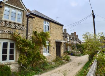 Thumbnail 3 bed semi-detached house for sale in The Green, Leafield, Witney