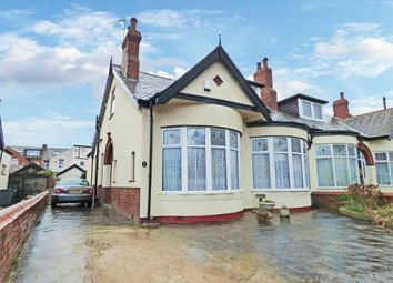 Thumbnail 3 bed semi-detached bungalow for sale in Carlin Gate, Blackpool, Lancashire