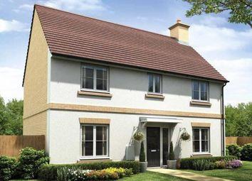 Thumbnail 4 bed detached house for sale in Milton Keynes, Buckinghamshire