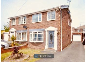 Thumbnail 3 bed semi-detached house to rent in Leeds Road, Kippax, Leeds