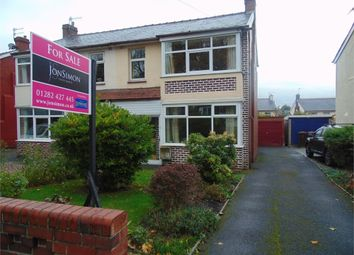 Thumbnail 3 bed semi-detached house for sale in Eastern Avenue, Burnley, Lancashire