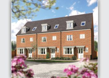 "Thumbnail 4 bed town house for sale in ""The Wimborne"" at Trentlea Way, Sandbach"
