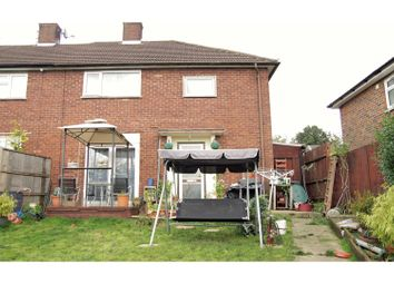Thumbnail 3 bed semi-detached house for sale in Barkston Path, Borehamwood
