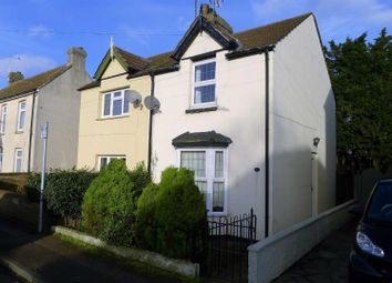 Thumbnail 3 bed terraced house to rent in Tufton Road, Rainham, Gillingham