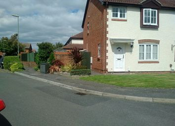 Thumbnail 3 bed semi-detached house to rent in Campion Close, Warsash, Southampton