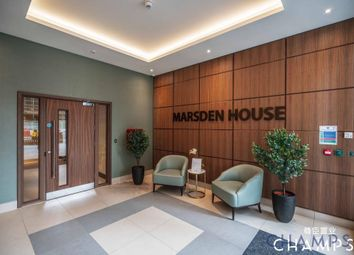 Thumbnail 1 bed flat for sale in Hopgood Tower, 15 Pegler Square, London