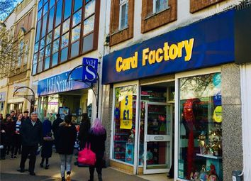 Thumbnail Commercial property for sale in Card Factory, 28 Courtenay Street, Newton Abbot