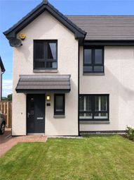 Thumbnail 3 bed semi-detached house for sale in Kane Wynd, Edinburgh