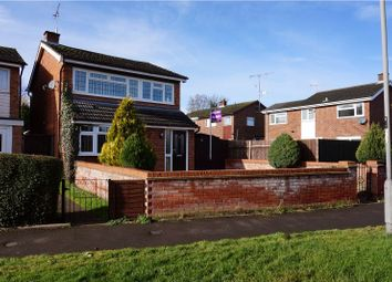 Thumbnail 3 bed detached house for sale in Baccara Grove, Bletchley