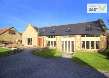 Thumbnail 3 bed barn conversion for sale in The Stables, East Farm, Preston Le Skerne