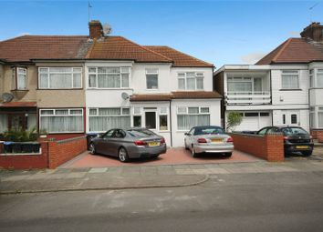 Thumbnail 5 bed semi-detached house for sale in Woodcote Close, Enfield