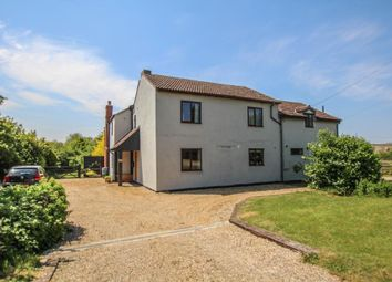 Thumbnail 5 bed detached house for sale in Mereside, Soham, Ely