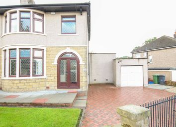 Thumbnail 3 bed semi-detached house to rent in Woodside Road, Huncoat, Accrington