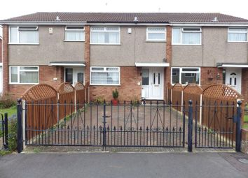 Thumbnail 3 bed terraced house for sale in Nursery Gardens, Bristol