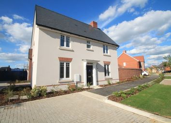 Thumbnail 3 bed detached house to rent in Broughton Crossing, Broughton, Aylesbury