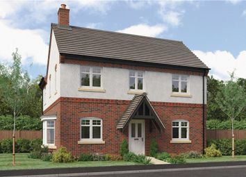 "Thumbnail 4 bed detached house for sale in ""Darley"" at Park Lane, Castle Donington, Derby"