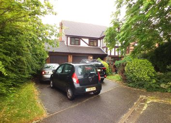 Thumbnail 4 bed detached house to rent in Glencoe Gardens, Yeading