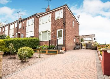 Thumbnail 3 bed end terrace house for sale in Lea Road, Batley, West Yorkshire