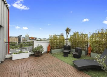 Thumbnail 2 bed flat for sale in West Parkside, London