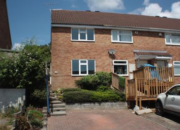 Thumbnail 2 bedroom end terrace house for sale in Peart Drive, Bishopsworth, Bristol