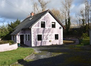Thumbnail 4 bed detached house for sale in Castle Street, Cardigan