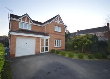 Thumbnail 4 bed detached house for sale in Fulford Park, Moreton, Wirral