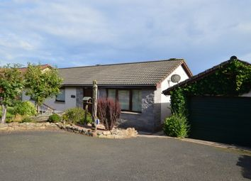 Thumbnail 4 bed detached bungalow for sale in Gillsland, Eyemouth, Berwickshire, Scottish Borders