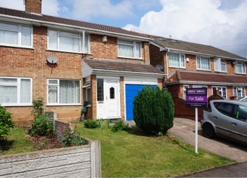 Thumbnail 3 bed semi-detached house for sale in Rhone Close, Birmingham