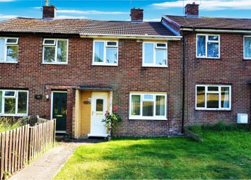 Thumbnail 2 bed terraced house for sale in Tan Y Dre, Wrexham
