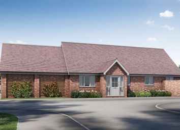 Thumbnail 3 bed detached bungalow for sale in Springfield Meadows, Little Clacton