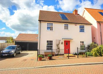 Thumbnail 4 bedroom detached house for sale in Pikes Marsh, Bures