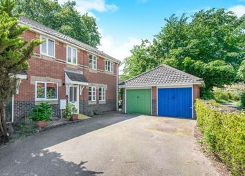 Thumbnail 2 bed terraced house for sale in Dussindale, Norwich, Norfolk