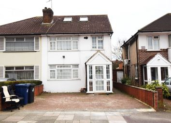 Thumbnail 5 bedroom semi-detached house to rent in Rosedene Avenue, Greenford