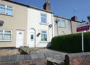 Thumbnail 2 bedroom terraced house for sale in Calow Lane, Hasland, Chesterfield