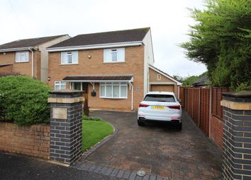 Thumbnail 4 bed detached house for sale in Kimberley Avenue, Fishponds, Bristol