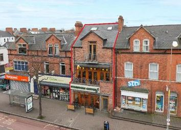 Thumbnail Retail premises for sale in 90 Botanic Avenue, Belfast, County Antrim