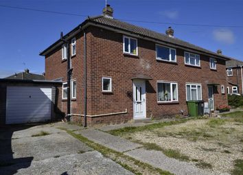 Thumbnail 3 bed semi-detached house for sale in Victor Road, Thatcham, Berkshire
