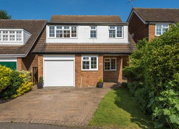 Thumbnail 4 bed detached house for sale in Ludlow Drive, Thame