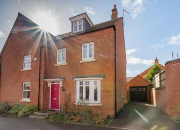 3 bed semi-detached house to rent in Flora Grove, Ashby-De-La-Zouch, Ashby-De-La-Zouch LE65