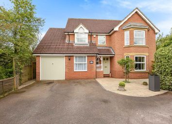 Thumbnail 4 bedroom detached house for sale in Warfield Village, Berkshire