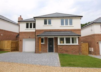 Thumbnail 4 bedroom detached house for sale in Brockhills Lane, New Milton